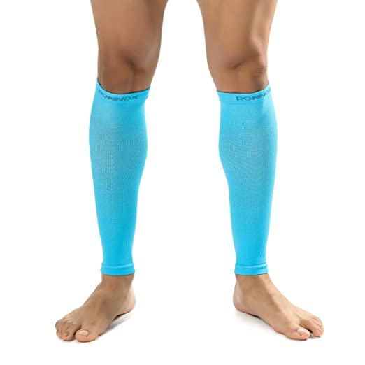 6ad56d35cf Calf Compression Sleeve 1-Pairs 12-14 mmHg Best Athletic & Medical CP02B/