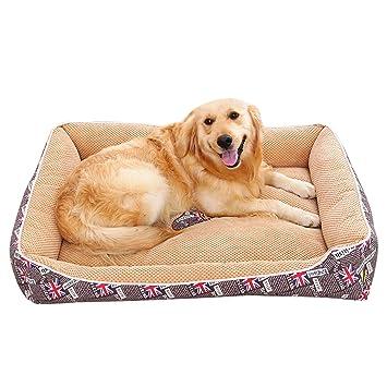 AcornPets B10 - Cama para mascotas de estilo británico: Amazon.es: Productos para mascotas