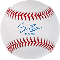 "$299 » Cody Bellinger Los Angeles Dodgers 2019 NL MVP Autographed Baseball with""19 NL MVP"" Inscription - Fanatics Authentic Certified"
