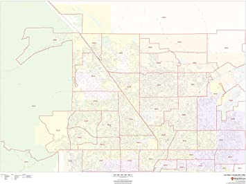 Las Vegas, Nevada Zip Codes - 48\