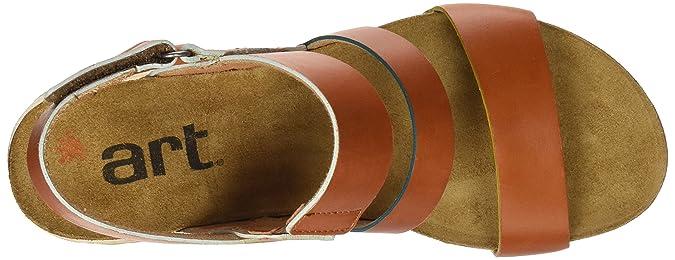 Art 1320 Mojave Borne, Sandalias con punta abierta para Mujer: Amazon.es: Zapatos y complementos