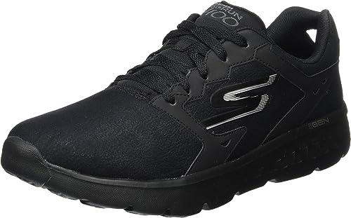 Skechers (SKEES) GO RUN 400-Accelerate, Zapatillas de deporte, Hombre, Negro (BBK), 41: Amazon.es: Zapatos y complementos