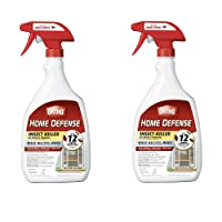 Ortho 0221310 Home Defense MAX Insect Killer for Indoor and Perimeter RTU Trigger...