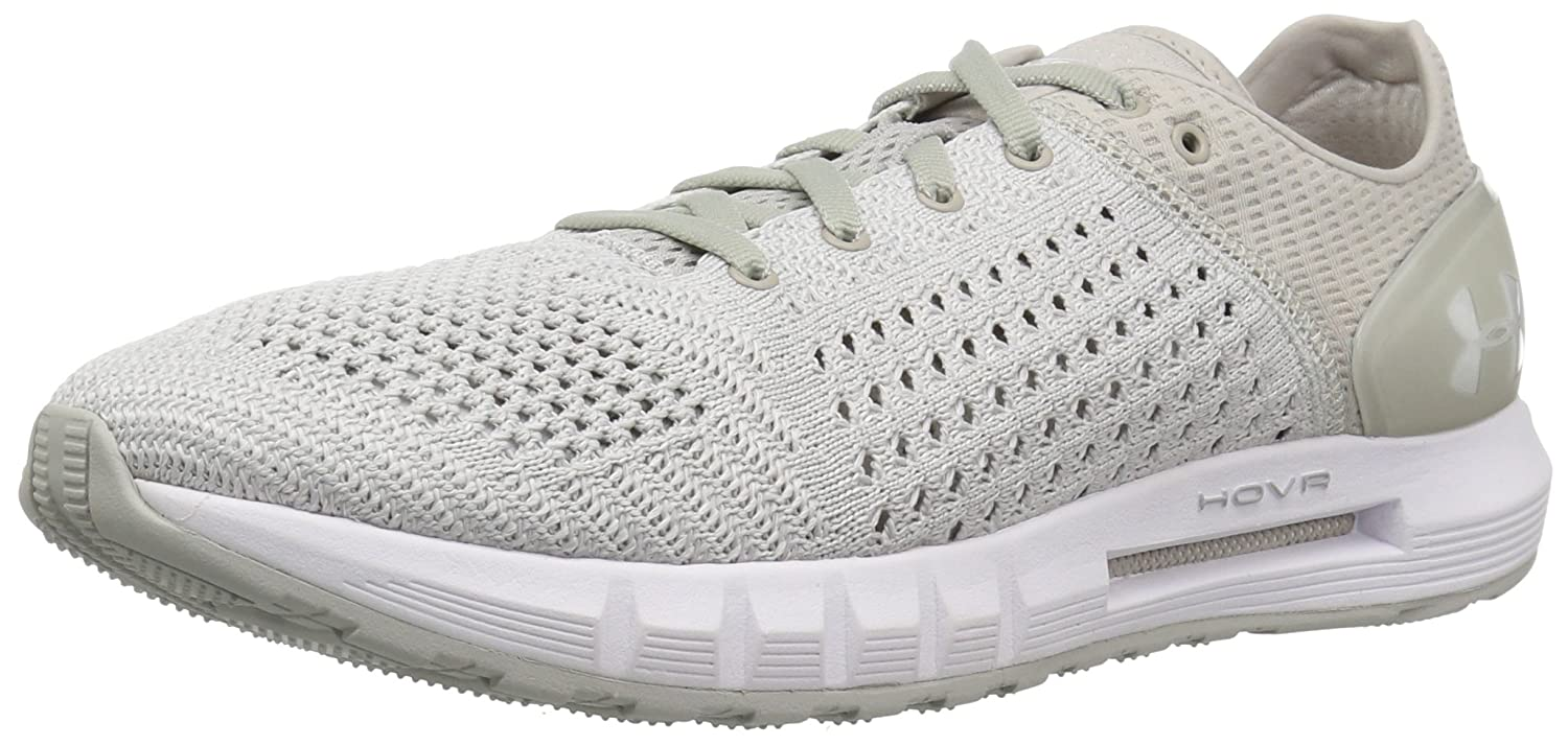Under Armour Women's HOVR Sonic NC Running Shoe B076RYDV2D 8.5 M US|White (108)/Ghost Gray
