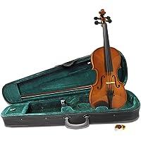 Windsor MI-1013 1/4 Size Violin Outfit Including Case Designed for Children