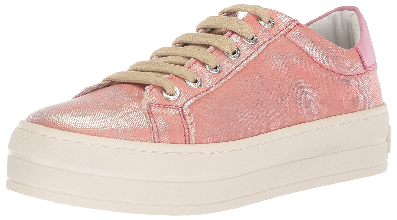 J Slides Women's Heather Sneaker B076DPZLXZ 8 B(M) US|Pink
