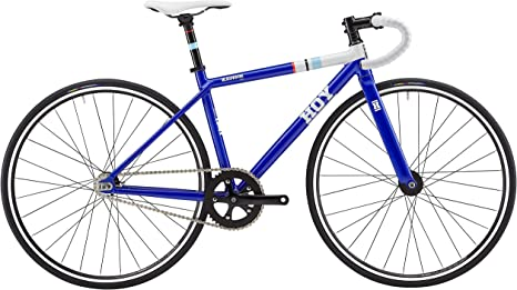 Evans ciclos hoy meadowbank 650 C Kids pista bicicleta – marco de aluminio, empuñadura suave, hombre, azul: Amazon.es: Deportes y aire libre