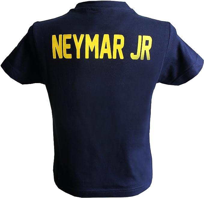 FC Barcelona – Camiseta de niño, Neymar, nº 11, colección oficial ...