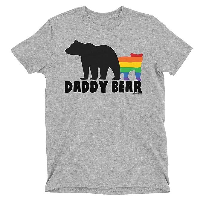 2019 Gay Bear Orgullo Daddy Camiseta Unisexo Hombre Del Señoras Lgbt Freewillshirts D2IEHYW9