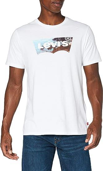 TALLA XS. Levi's Housemark Graphic tee Camiseta para Hombre