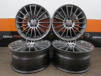 Keskin KT15 - Llantas de aluminio para Octavia 5E 1Z Karoq NU Superb 3V 3T Yeti (5 L, 19 pulgadas): Amazon.es: Coche y moto