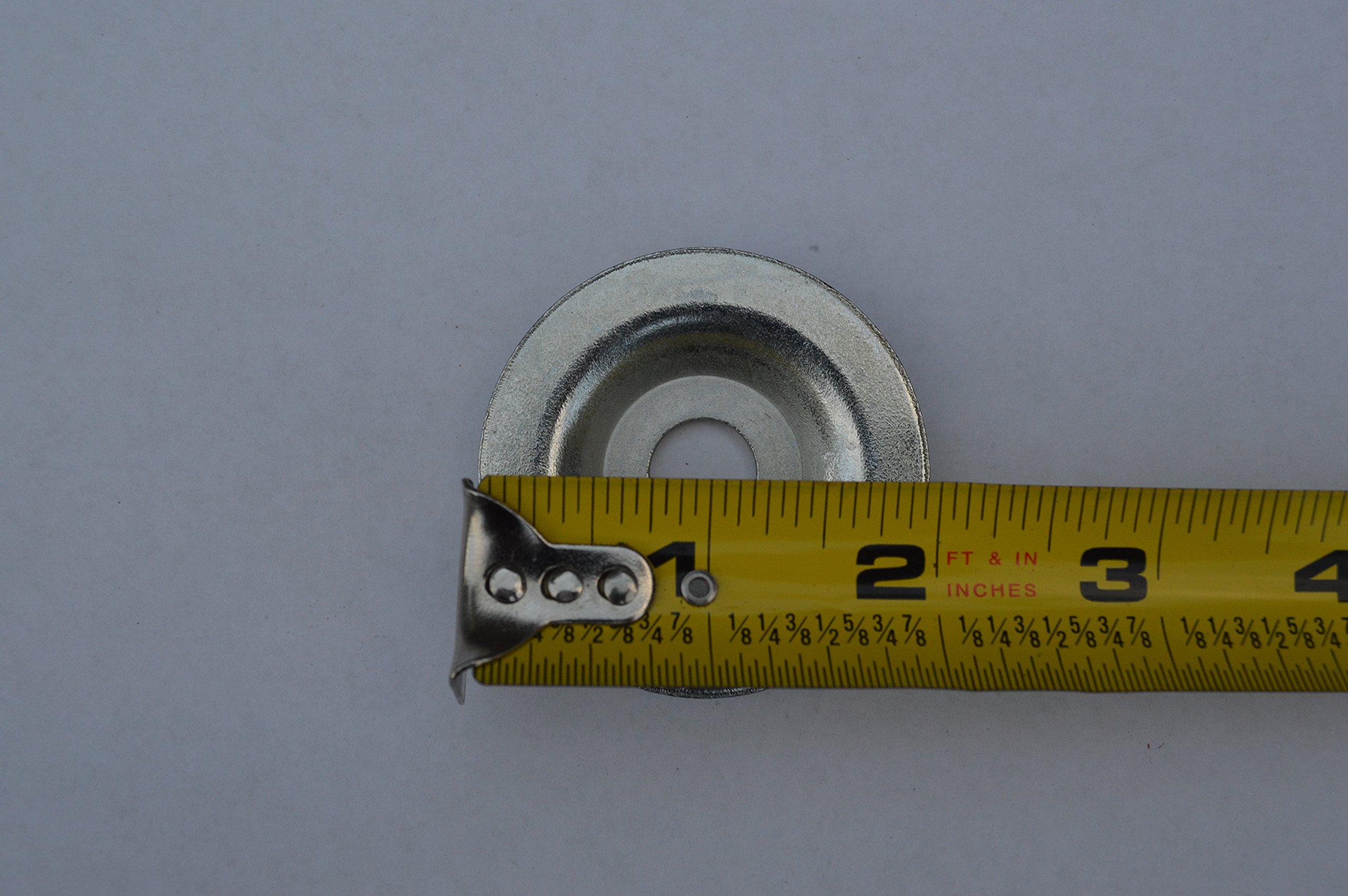 4, 2''bench Grinder Arbor Washer/flange/collar,1/2''arbor Grinding/wire Wheel by Gitachi (Image #3)