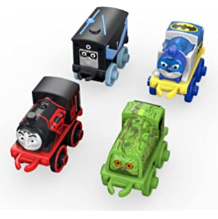 Amazon.com: Fisher-Price Thomas & Friends MINIS,, 8 Pack #2 ...