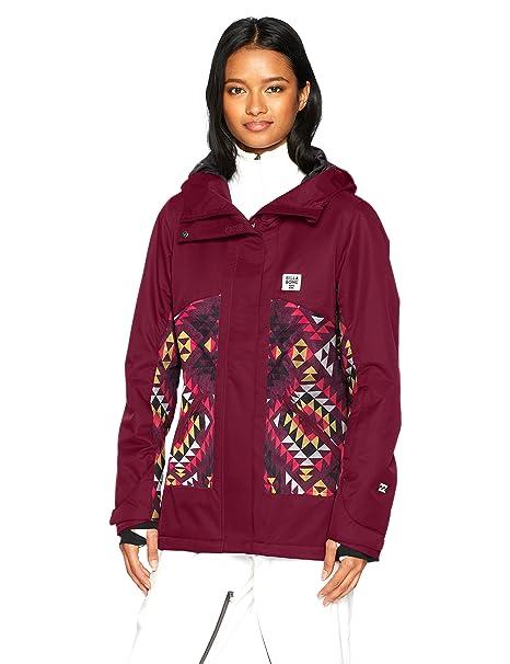c8097b09df92 BILLABONG Womens Jara Snow Jacket Snowboard Jacket: Amazon.ca ...