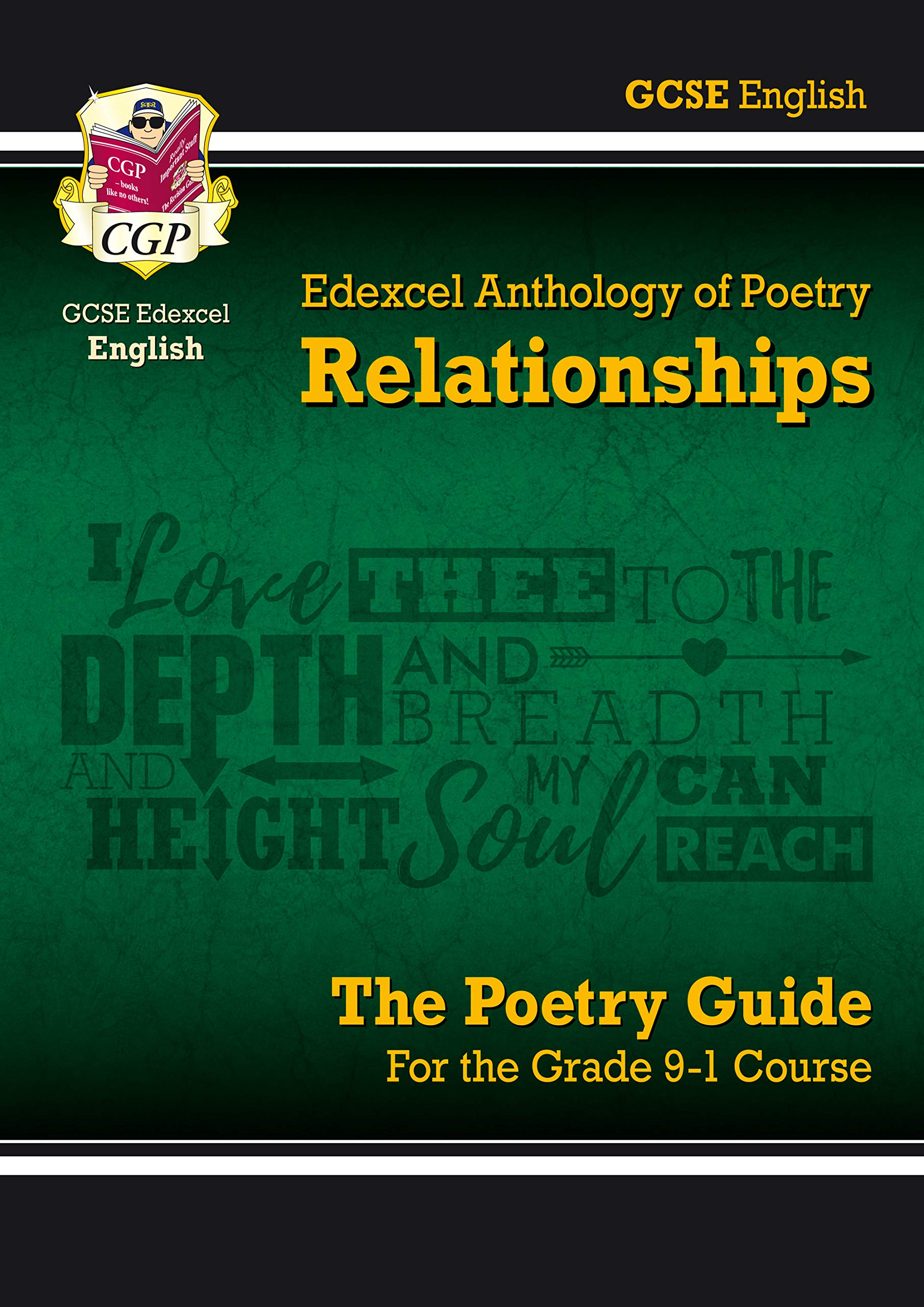 New Gcse English Literature Edexcel Poetry Guide