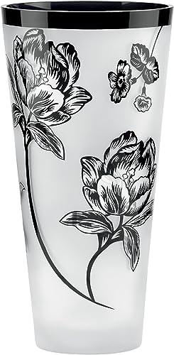 Lenox Midnight Blossom Vase, 11-Inch