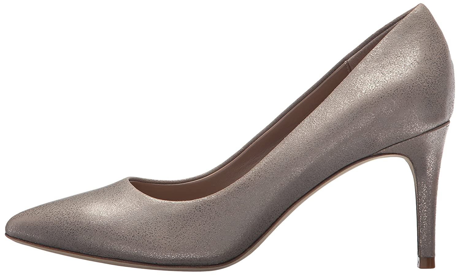 Donald J Pliner Women's Ibby Pump B072NGJTNM 10 B(M) US|Light Pewter