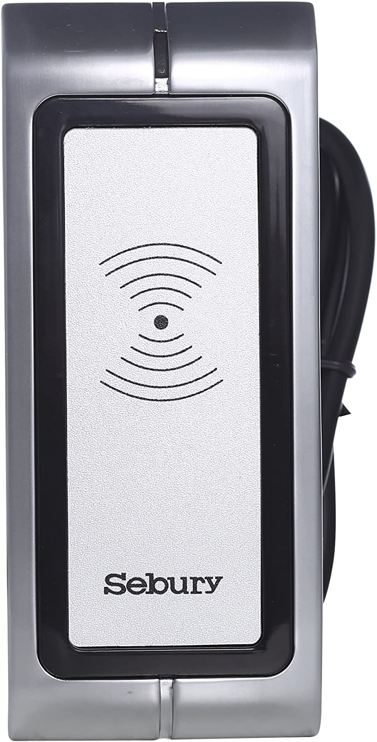 UHPPOTE Access Control RFID Wiegand 26 bit Reader for EM /& HID Cards