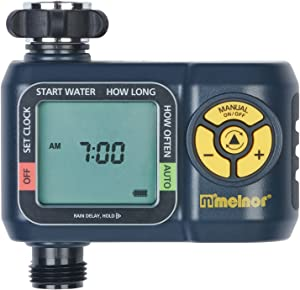 Melnor AquaTimer 1-Zone Automatic Water Timer