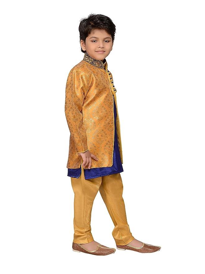 Amazon.com: Aj dezines niños traje indio, étnico, Indo ...