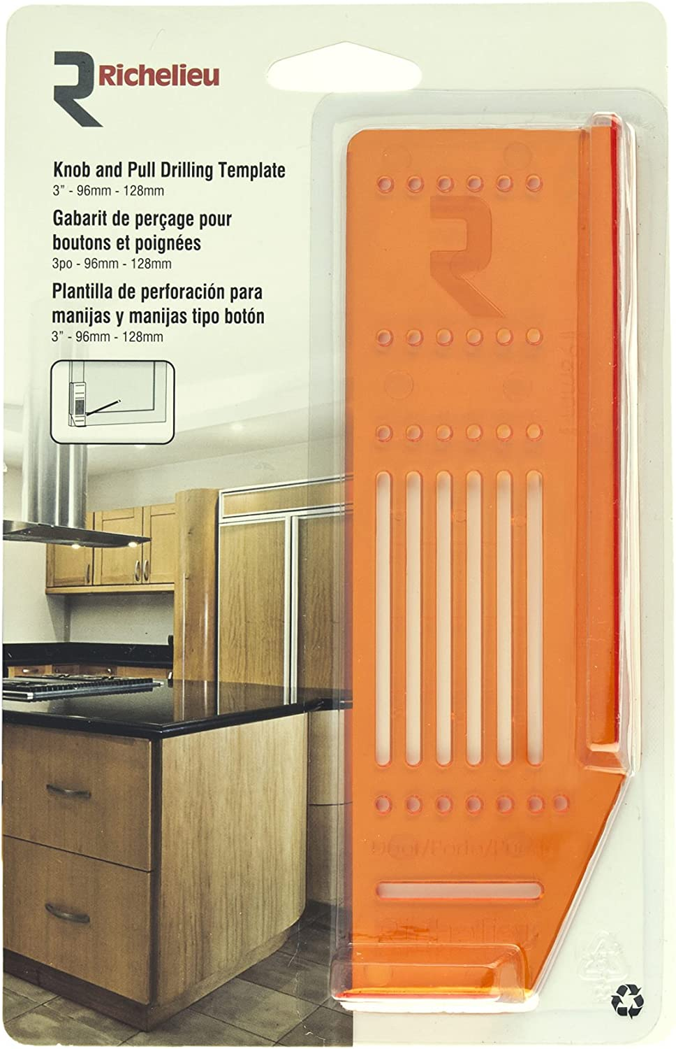 NEW Amerock TMP-MULTI Cabinet Door and Drawer Template SHIPS FAST!