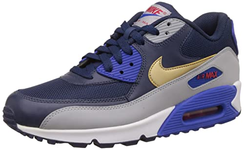 premium selection e3da6 a132e Nike Men s Air Max 90 Essential Running Shoes  Buy Online at Low Prices in  India - Amazon.in