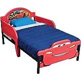 Delta Children - BB86973CR - Cars - Lit pour Enfants avec Pied