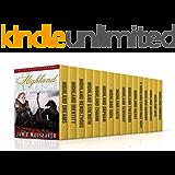 Highland Romance (16 Book Box Set)