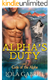 Alpha's Duty (Code of the Alpha)