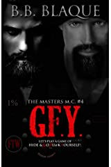 The Masters M.C.: GFY (Go Fu@k Yourself) Kindle Edition