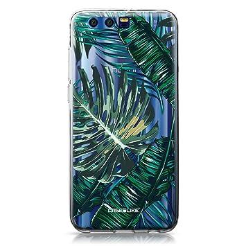 coque huawei p10 palmier