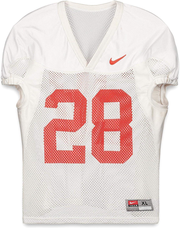 white clemson football jersey