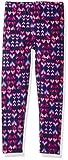 Osh Kosh Girls' Kids Full Length Legging, Turquoise