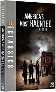 history classics americas most haunted places dvd - Halloween Movie History