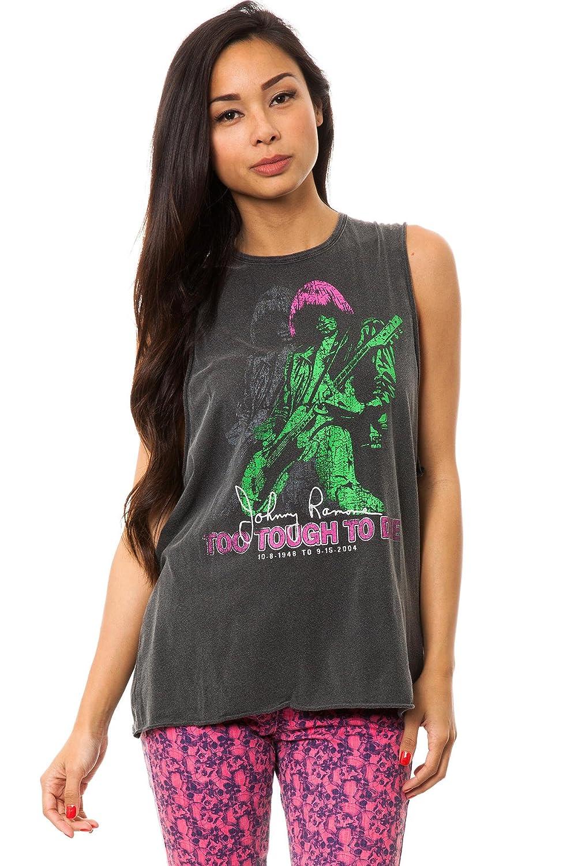 Iron Fist Too Tough Muscle Tank Johnny Ramone schwarz Größe L: Amazon.de:  Bekleidung
