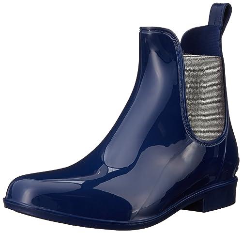Amazon.com   RALPH LAUREN Women s Tally Rain Boot   Ankle   Bootie 3440c14f44c1
