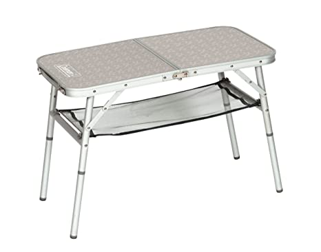 Coleman - Mesa de camping pequeña