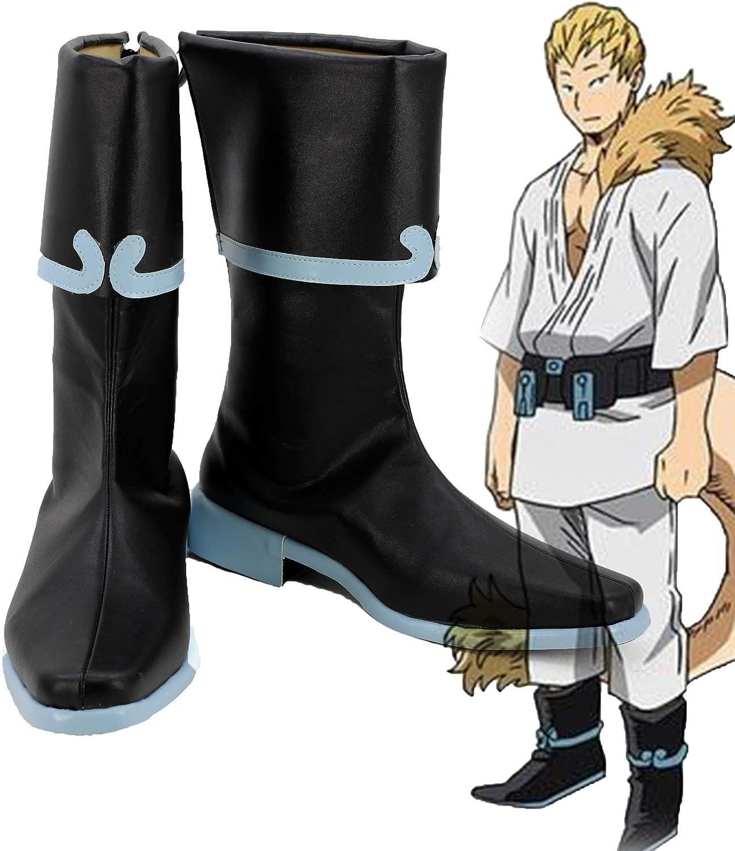 Telacos My Hero Academia Mashirao Ojiro Cosplay Shoes Boots Custom Made