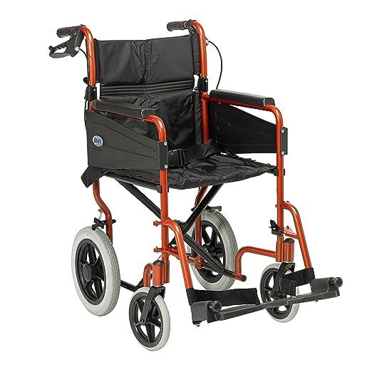 3 opinioni per Patterson Medical- Sedia a rotelle leggera