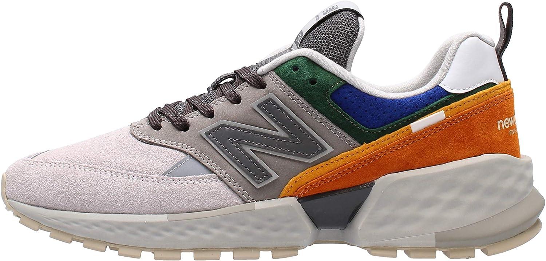 New Balance MS574 - Zapatillas deportivas para hombre, color gris, MS574APG Gris Size: 42.5 EU: Amazon.es: Zapatos y complementos