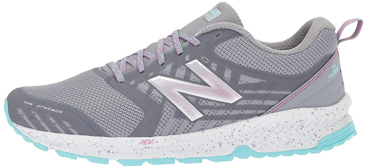 New Balance Women's Trail Nitrel B01N4HPOLO Trail Women's Running 808db3