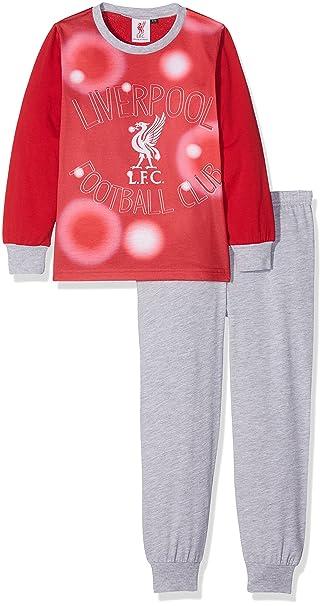Aykroyds Boys Liverpool PJ, Conjuntos de Pijama para Niñas (Pack de 2): Amazon.es: Ropa y accesorios
