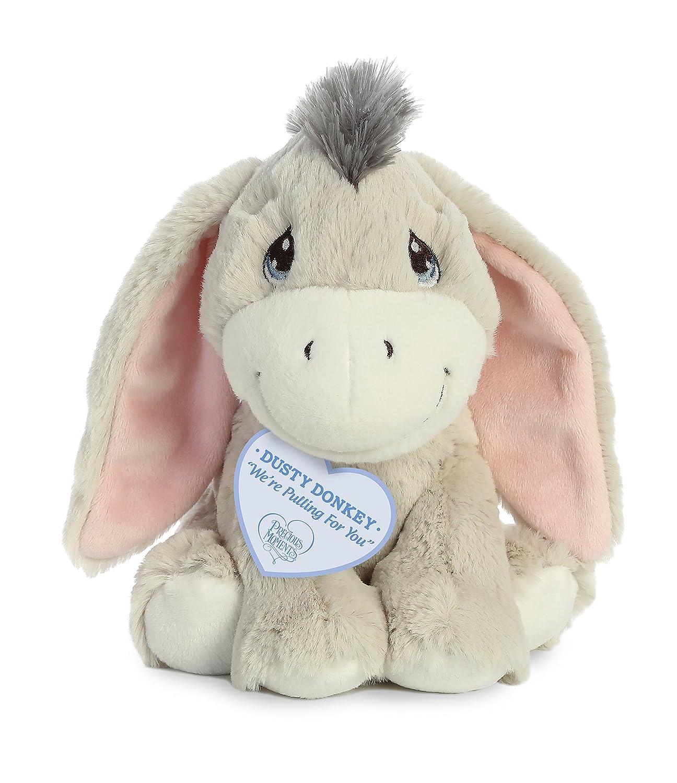Aurora World Precious Moments Plush Floppy Bunny Grey Inc 15776