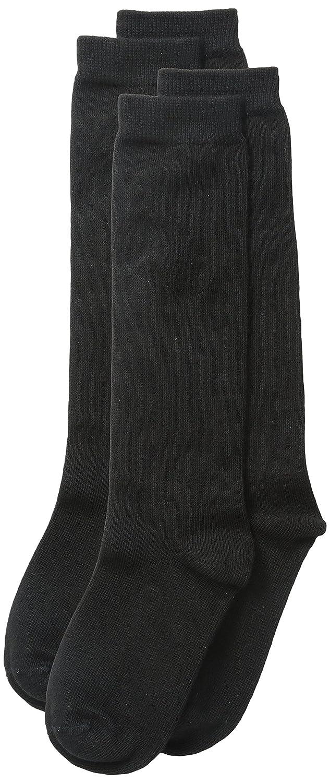c372e5b0e Amazon.com  trimfit Girls  Trimfit Little Girls  2-Pack Flat Knit  (Comfortoe) Socks  Clothing