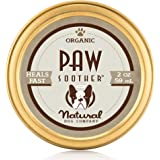 Natural Dog Company PAW SOOTHER | Organic, All-Natural | For Healing Dry Cracked Dog Paw Pads