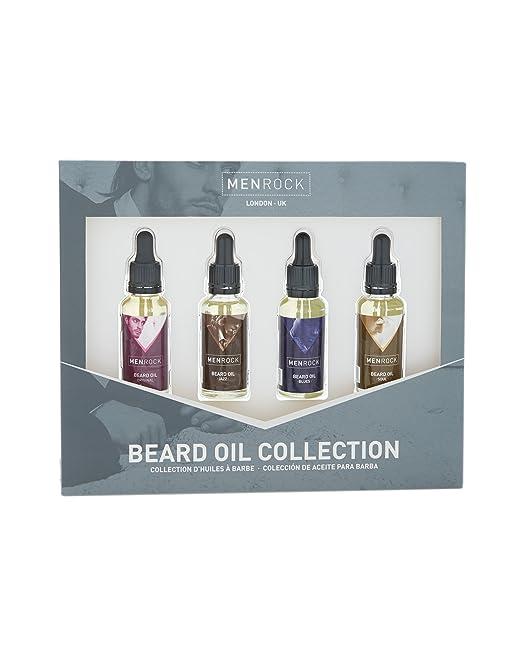 Men Rock Beard Oil Gift Set: Amazon.co.uk: Health & Personal Care