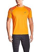 ASICS 亚瑟士 男式 fuzeX 短袖T恤 142578