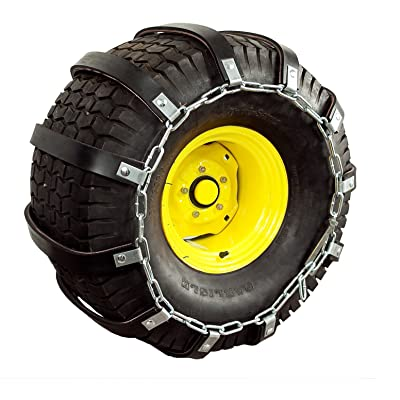 TerraGrips Tire Chains 20x8-8 [ST90001]: Garden & Outdoor