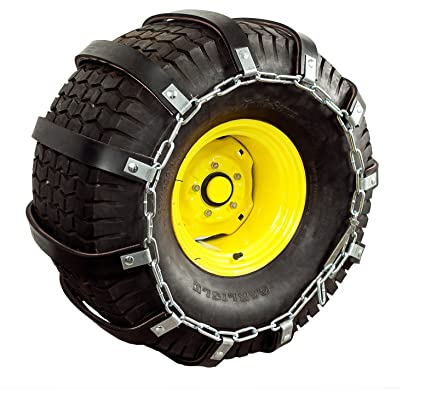 Amazon Com Terragrips Tire Chains 23x10 5 12 St90008 Garden