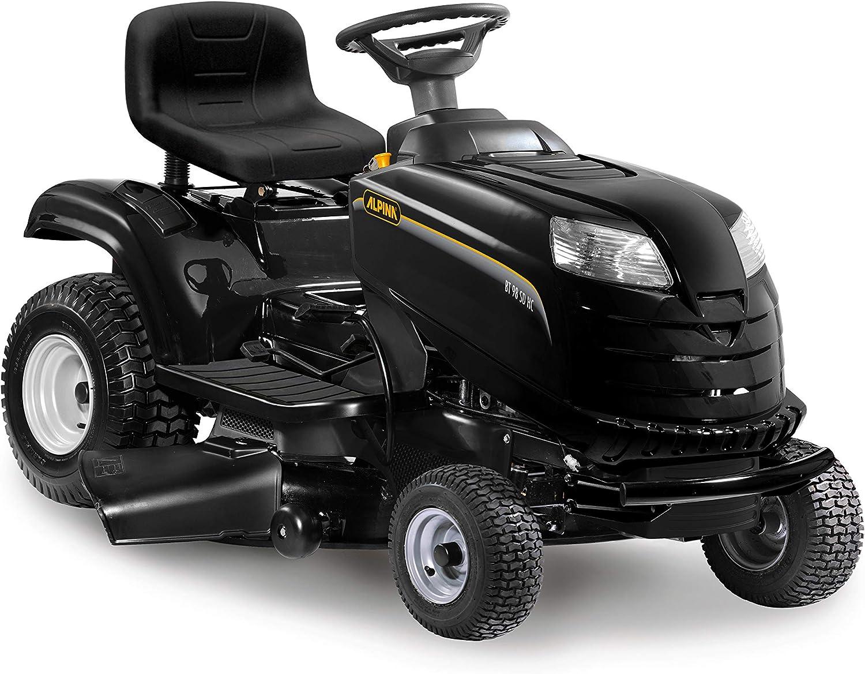 Alpina BT 98 SD HC Tractor cortacésped, potente e hidrostato, Negro, 99 cm Schnittbreite